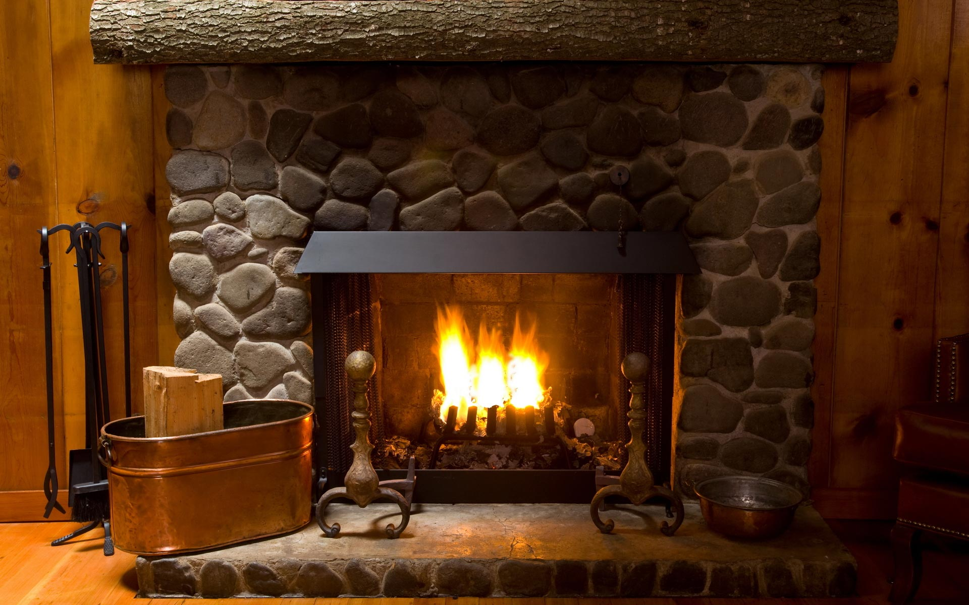 chimney sweeping services fireplace maintenance