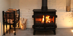 Chimney sweep, repairs and installations - Stove-installation