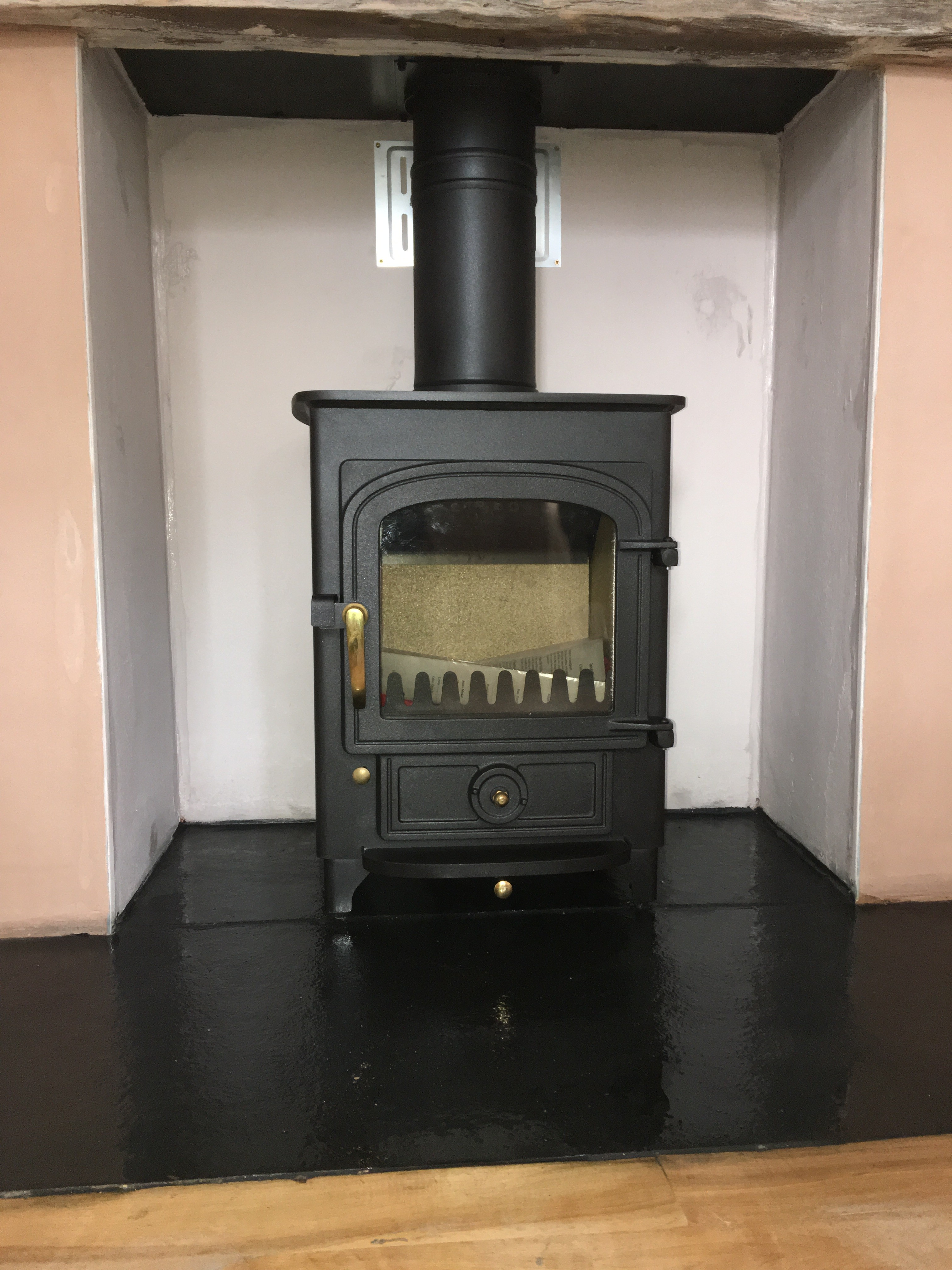 Stove Installation In Chacombe Banbury Chimney Sweeping